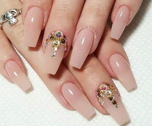 nails, style, and pretty image