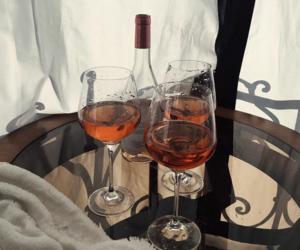 romantic and wine image
