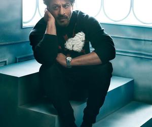 bollywood, handsome, and shahrukh khan image