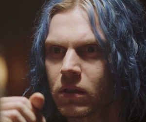 american horror story, evan peters, and ahs cult image