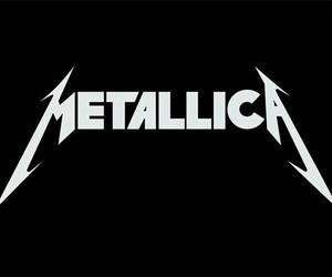 metallica, rock, and music image