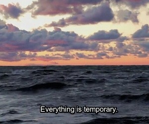 gif, quotes, and sea image