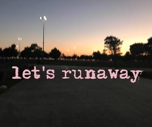 I Love You, runaway, and turkey image