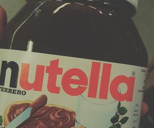 food, nutella, and food porn image
