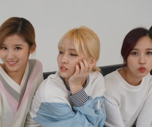 momo, mina, and sana image
