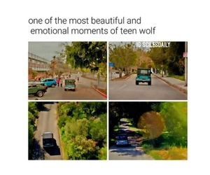 bromance, teen wolf, and stiles image