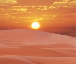 camel, Caravan, and horizon image