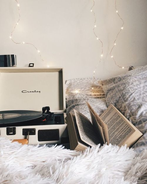 book, light, and music image