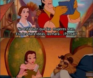 disney, libros, and frases image