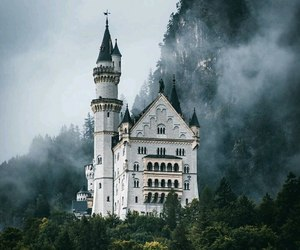 beauty, germany, and Neuschwanstein Castle image