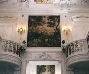 architecture, vintage, and art image