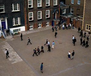 boys, british, and school image