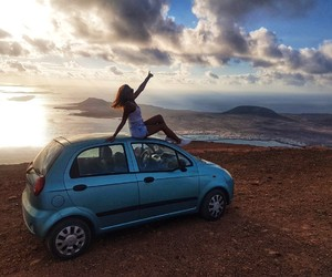 car, Island, and vibes image