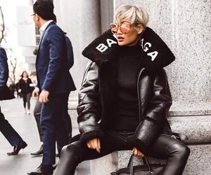 Balenciaga, micah, and beauty image