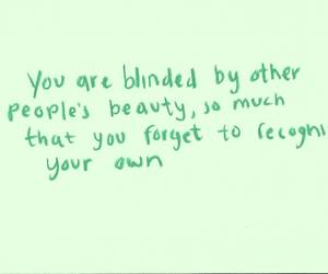 quotes, beauty, and green image
