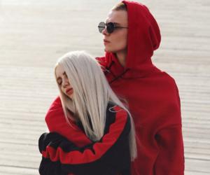 couples, fashion, and girl image