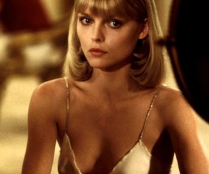 michelle pfeiffer, scarface, and blonde image