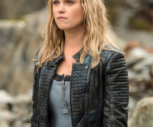 the 100, ejt, and clarke griffin image