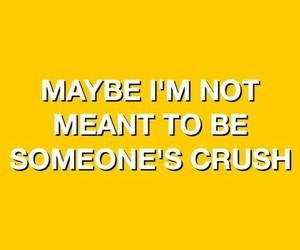 yellow, aesthetic, and crush image