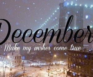 tumblr, winter, and hello december image