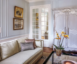 interior design, livingroom, and loft image