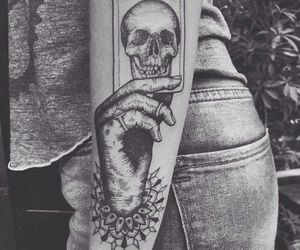 tattoo and mort image
