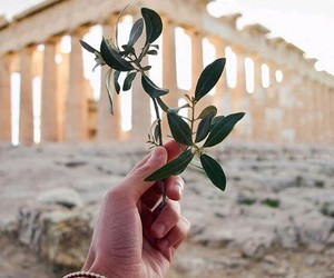 acropolis, aesthetic, and ancient image
