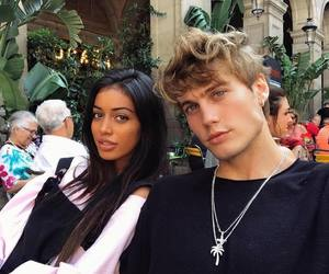cindy kimberly, neels visser, and couple image