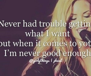 songs, demi lavato, and quotes image