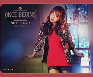 twice, once begings, and im nae yeon image
