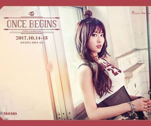momo, twice, and once begins image