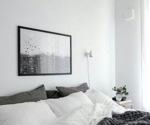 home, apartment, and bedroom image