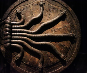 chamber of secrets, harry potter, and snakes image