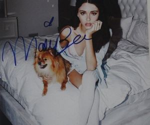autograph, brunette, and ebay image