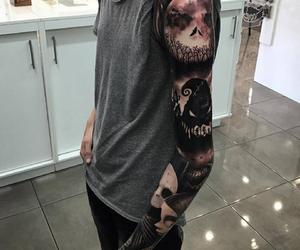 tattoo and sally image