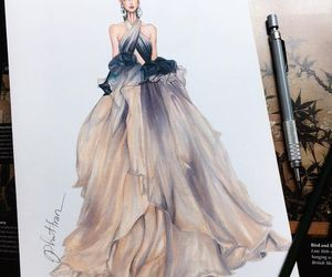 design, fashion, and illustration image