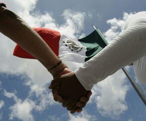 amor, fuerza mexico, and solidaridad image