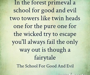 books, fairytale, and quote image
