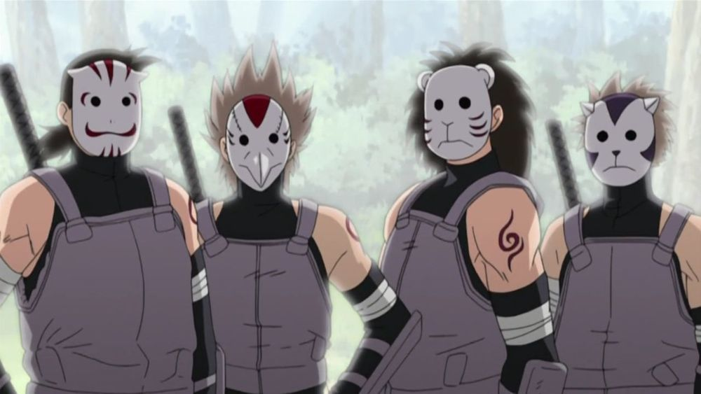 article and anime masks !! image