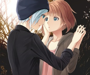 anime, kiss, and life is strange image