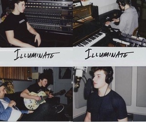 illuminate, shawn mendes, and shawn peter raul mendes image