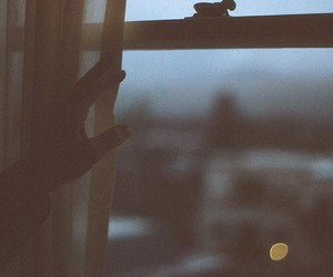 window, photography, and night image