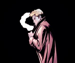Constantine, dc comics, and john constantine image
