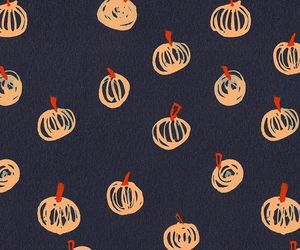 wallpaper, pumpkin, and Halloween image