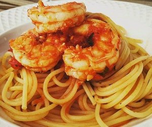 delicious and shrimp image