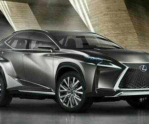 carros, lexus, and crossover image