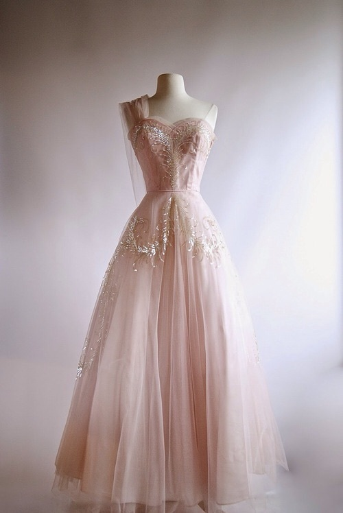 dress, gown, and pink image