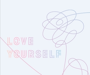 bts, kpop, and love yourself image
