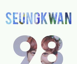 Seventeen, wallpaper, and seungkwan image