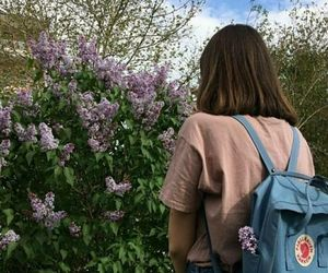 aesthetic, flowers, and style image